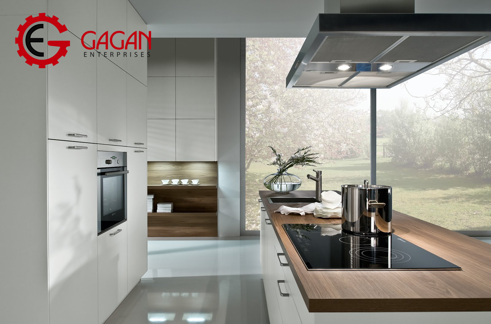 Ideas Of Modular Kitchen Attractive Home Design
